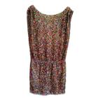 Backless Dress BA&SH Multicolor