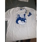 Tee-shirt MAISON KITSUNÉ Blanc, blanc cassé, écru
