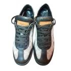 Chaussures de sport LOUIS VUITTON Marron