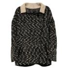 Coat ISABEL MARANT Gray, charcoal