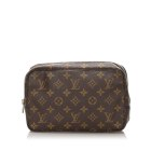 Trousse LOUIS VUITTON Brown