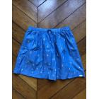 Jupe PAUL SMITH Bleu, bleu marine, bleu turquoise