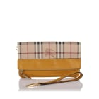 Clutch BURBERRY Brown