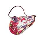 Non-Leather Handbag DIOR Saddle Multicolor