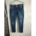 Jeans slim LTB Bleu, bleu marine, bleu turquoise