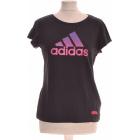 Top, T-shirt ADIDAS Black