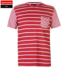 Tee-shirt PIERRE CARDIN Rouge, bordeaux