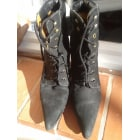 Bottines & low boots à talons BEE FLY Noir