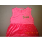 Robe JUICY COUTURE Rose, fuschia, vieux rose