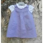 Robe BENETTON Violet, mauve, lavande