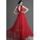 Robe longue EDRESSIT Rouge, bordeaux