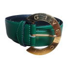 Wide Belt GIVENCHY Green