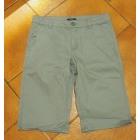 Bermuda Shorts KIABI Gray, charcoal