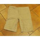 Bermuda Shorts KIABI Beige, camel