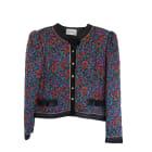 Blazer, veste tailleur VINTAGE Multicouleur