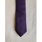 Cravate MASSIMO DUTTI Violet, mauve, lavande
