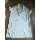 Robe tunique MORGAN Blanc, blanc cassé, écru