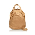 Backpack BURBERRY Brown