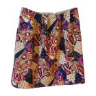 Midi Skirt MIU MIU Multicolor