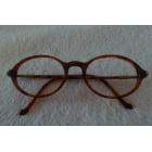 Eyeglass Frames LACOSTE Brown