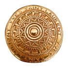 Brooch YVES SAINT LAURENT Golden, bronze, copper