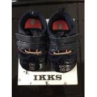 Sneakers IKKS Blue, navy, turquoise