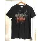 Tee-shirt ENERGIE Noir