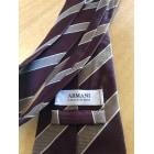 Tie ARMANI Multicolor