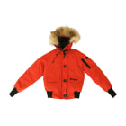 Blouson CANADA GOOSE Orange