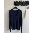 Gilet, cardigan CARVEN Bleu, bleu marine, bleu turquoise