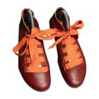 Chaussures à lacets  TRIPPEN Marron bordeaux