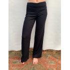 Pantalon large VINTAGE Noir
