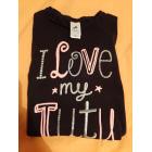 Top, Tee-shirt C&A Noir