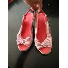 Sandales compensées H&M Multicouleur