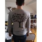 Tee-shirt PAUL & JOE Gris, anthracite
