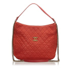 Sacoche CHANEL Red