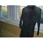 Robe courte FREEMAN T PORTER Gris, anthracite