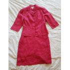 Tailleur robe 1.2.3 Rose, fuschia, vieux rose