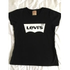 Top, Tee-shirt LEVI'S Noir