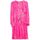 Jacket YVES SAINT LAURENT Pink, fuchsia, light pink