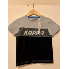 Tee-shirt KAPPA Gris, anthracite