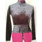 Top, tee-shirt ETINCELLE Gris, anthracite