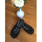 Chaussures à boucle KICKERS Marron