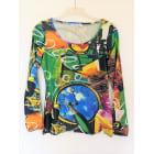Top, tee-shirt ETINCELLE Multicouleur