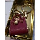 Porte-clés MICHAEL KORS Rose, fuschia, vieux rose