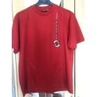 Tee-shirt LOTTO Rouge, bordeaux