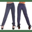 Pantalon large SIMPLY CHIC Bleu, bleu marine, bleu turquoise