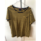 Tee-shirt SCOTCH & SODA Jaune