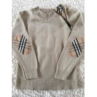 Pull BURBERRY Beige, camel