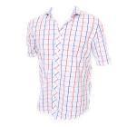 Short-sleeved Shirt ESPRIT White, off-white, ecru